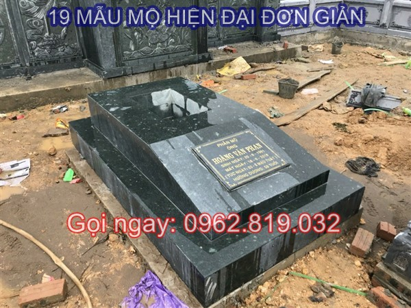 19 Mau lang mo hien dai don gian gia re ben dep lam bang da Thanh Hoa Nghe An Granite