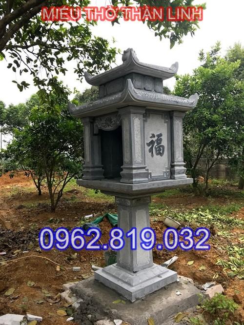 12 mẫu miếu thờ thần linh thổ địa thổ thần bằng đá khối 10, miếu thờ thần linh, miếu thờ thổ địa, miếu thờ thổ thần;
