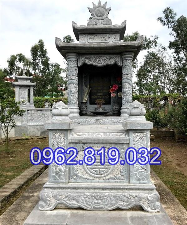 Lăng mộ đá khối gia tiên điêu khắc đẹp tại Hưng Yên 23, Mộ đá Hưng Yên ,