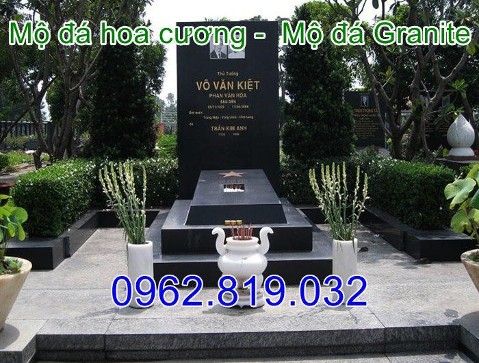 Mộ đá hoa cương granite nguyên khối đẹp 03, Mộ đá hoa cương, Mẫu mộ đá granite
