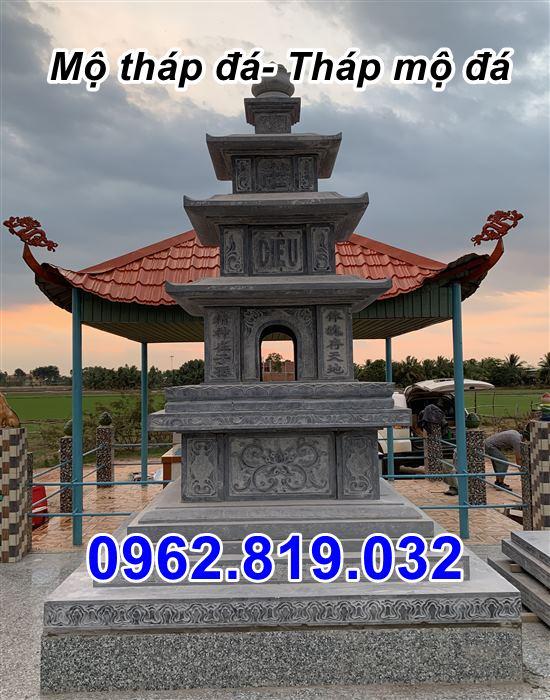 bán mẫu mộ tháp đá tháp mộ đá để hài cốt đẹp tại Đồng Nai
