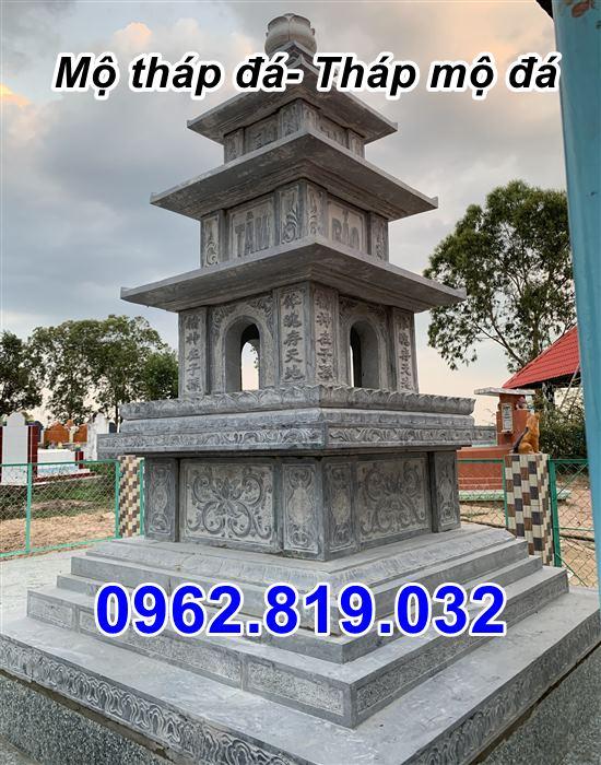 Bán mộ tháp đá tháp mộ đá để hài cốt tại Bình Dương
