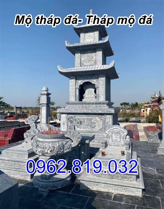 bán mẫu mộ tháp đá tháp mộ đá để hài cốt đẹp tại Sài Gòn