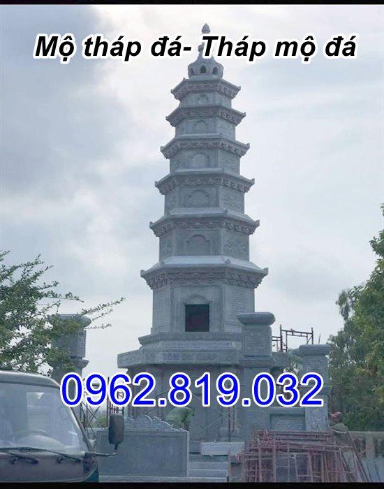 bán mẫu mộ tháp đá tháp mộ đá để hài cốt đẹp tại trà Vinh