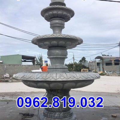 Mẫu đài phun nước bằng đá 02