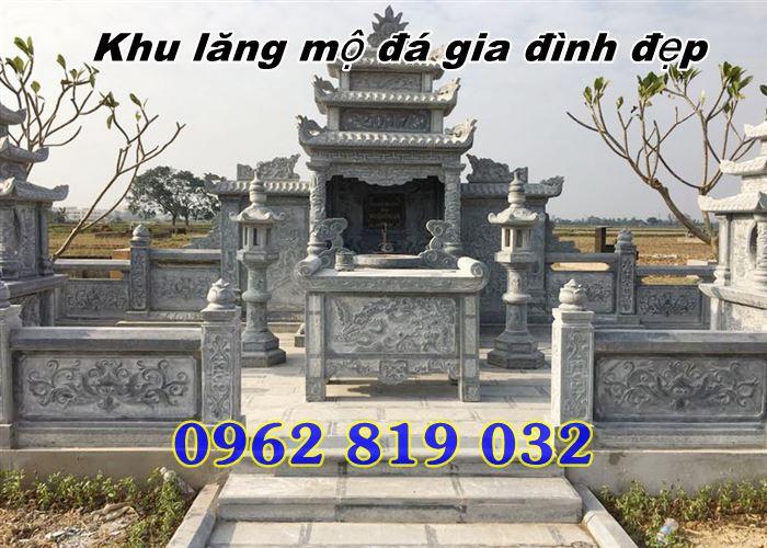 Khu mộ gia đình đẹp giá rẻ Tiền Giang