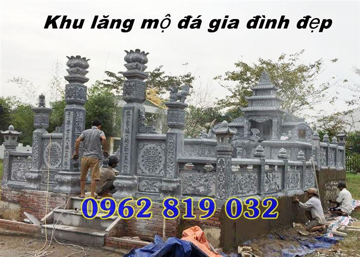 Khu mộ gia đình đẹp giá rẻ Vĩnh Long