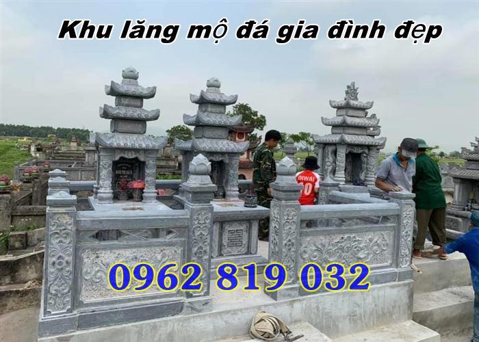 Khu mộ gia đình đẹp giá rẻ Kiên Giang
