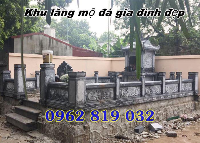 Khu mộ gia đình đẹp giá rẻ Bến Tre