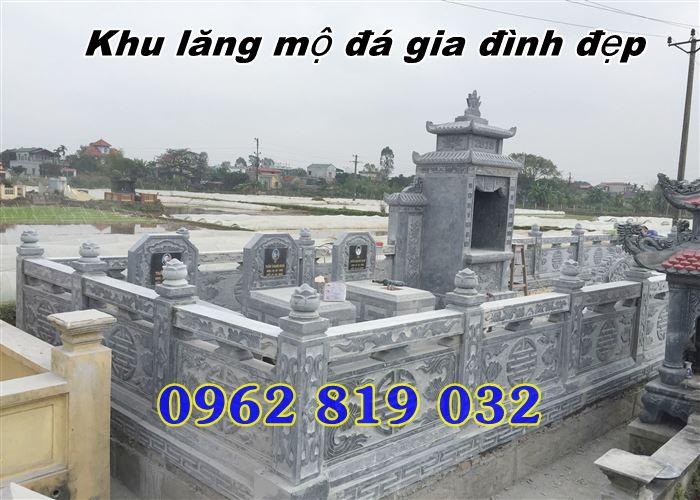 Khu mộ gia đình đẹp giá rẻ tại Cần Thơ
