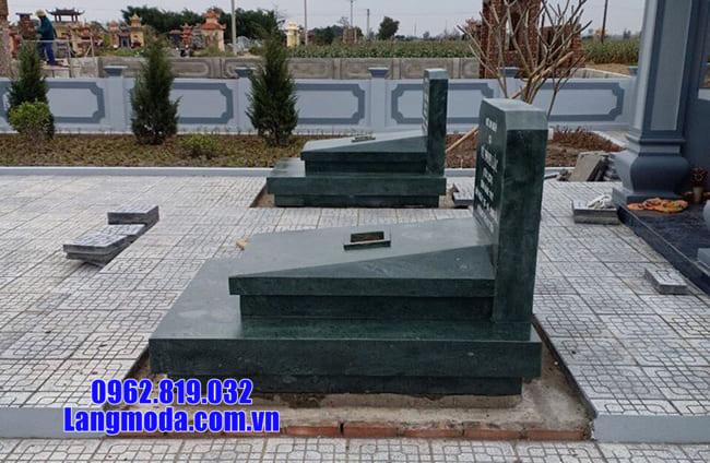 mẫu mộ đơn giản hiện đại
