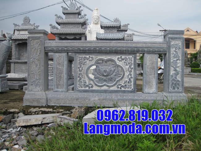 Địa chỉ lắp đặt lan can đá uy tín tại Ninh Vân