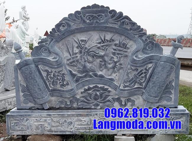 Sơ lược cuốn thư đá đẹp nhất tại Ninh Vân
