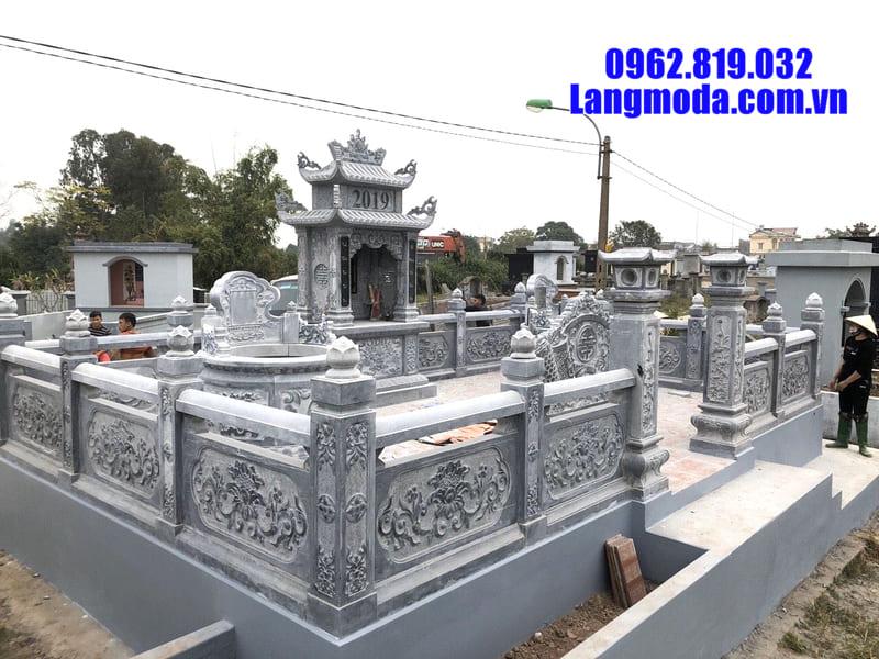 Tìm hiều về lăng mộ đá đẹp tại Ninh Bình