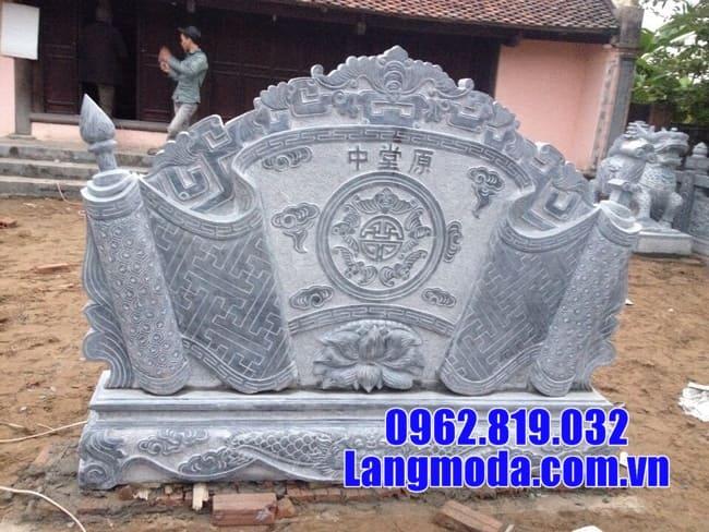 Top 15+ mẫu cuốn thư đá đẹp nhất tại Ninh Vân - Ninh Bình