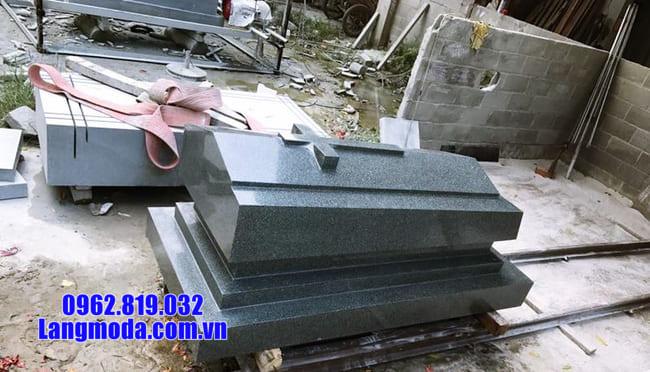 Vài nét về mẫu mộ bằng đá granite