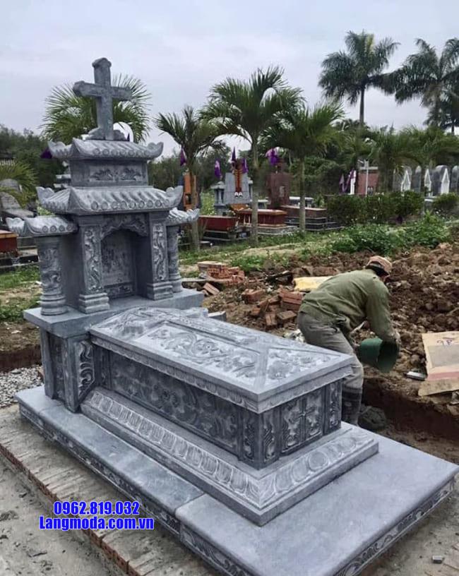 mẫu mộ của người theo đạo đẹp nhất