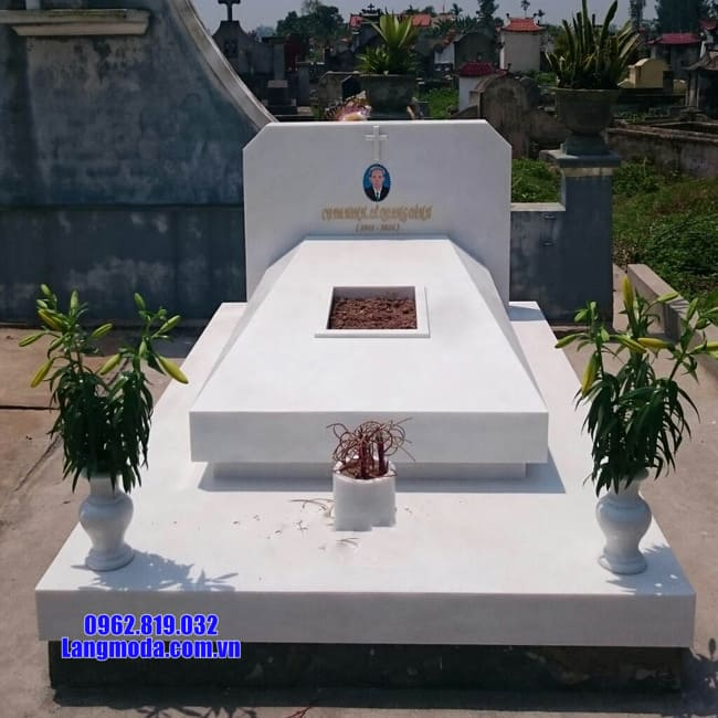 mộ của người theo đạo đẹp nhất