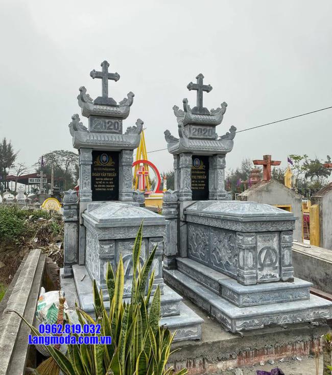 mộ của người theo đạo đẹp