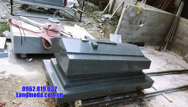 mộ của người theo đạo