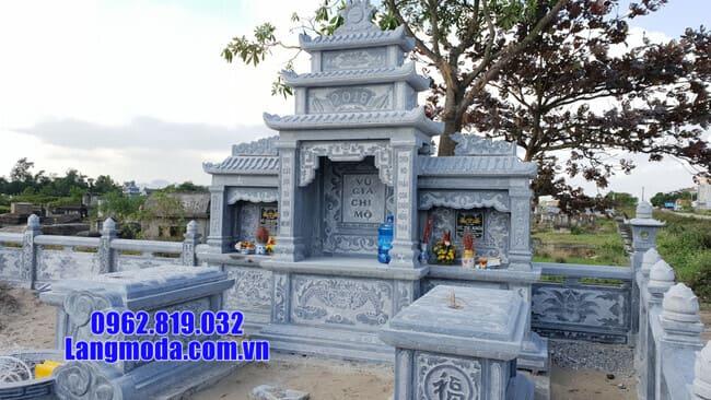 lăng mộ đá tại Hòa Bình