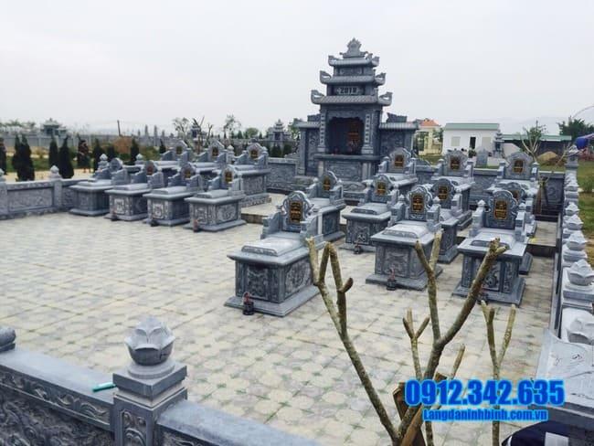 lăng mộ đá đẹp tại Đồng Tháp
