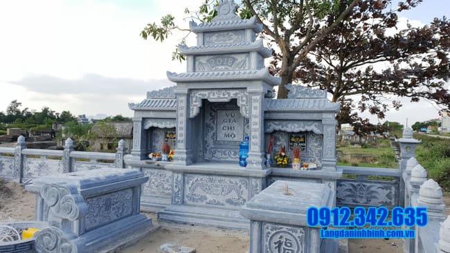lăng mộ đẹp tại Đồng Tháp