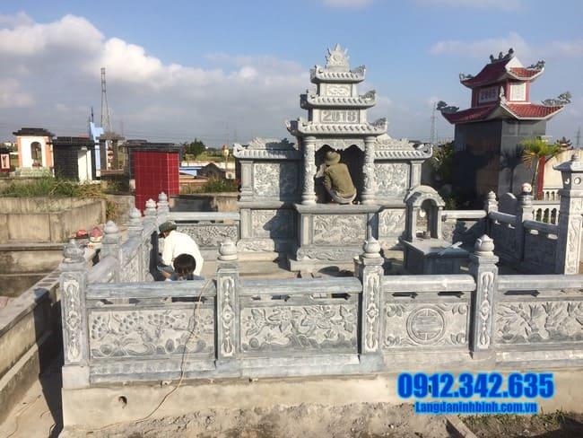 mẫu lăng mộ đá đẹp nhất tại Đồng Tháp