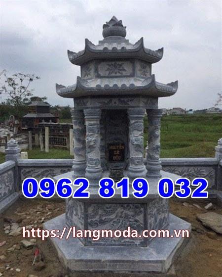 Mẫu mộ đẹp để tro cốt tại Hậu Giang  - tháp mộ đẹp tại Hậu Giang