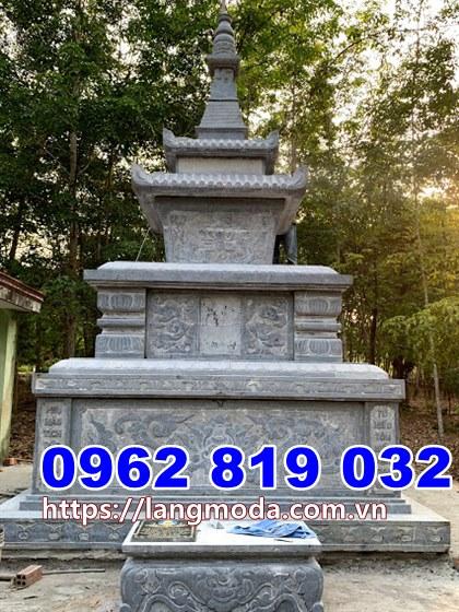 Mẫu tháp mộ đẹp để tro cốt tại Phú Yên, Tháp mộ thờ hũ tro cốt tại Phú Yên