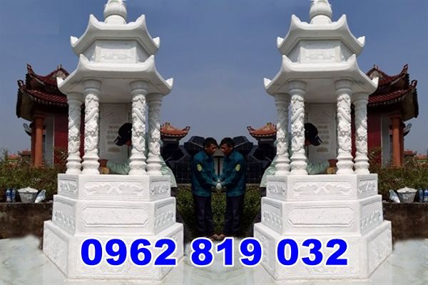Tháp mộ đẹp để hũ tro cốt tại Cà Mau, mãu mộ đẹp để tro cốt tại Cà Mau