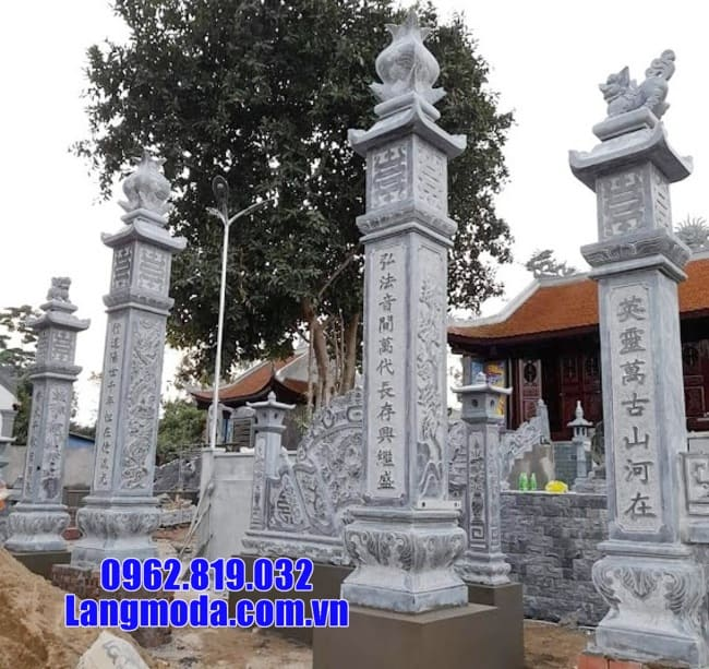 cổng nhà thờ tộc tại Bắc Giang