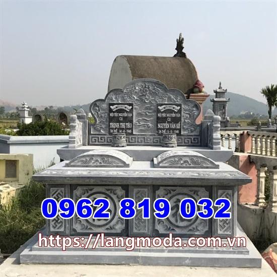 Mẫu ngôi mộ đẹp để tro cốt tại Đồng Tháp