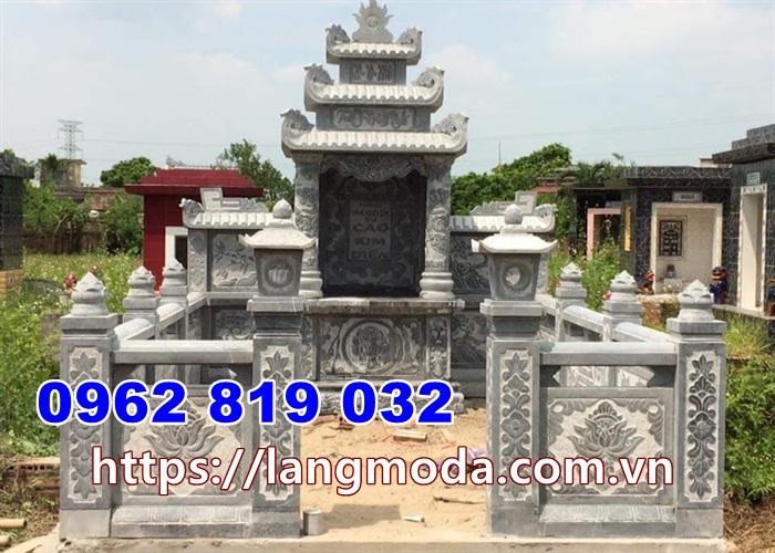 Mẫu nhà mồ đẹp để tro cốt tại kiên Giang