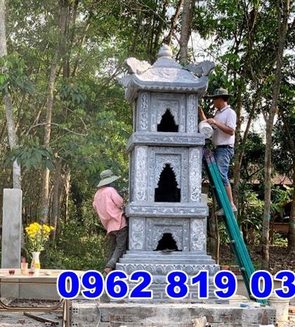 mẫu tháp mộ đá đẹp tại Đồng Nai - Mẫu mộ đẹp tại Đồng Nai