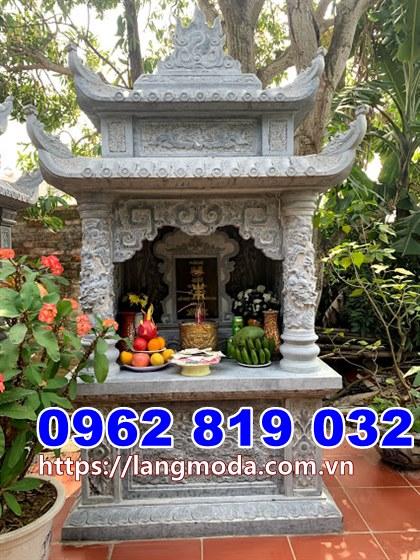 Mẫu tháp mộ đá đẹp tại Ninh Thuận, mẫu mộ đẹp để tro cốt tại Ninh Thuận