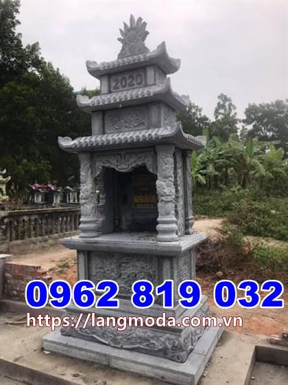 Mẫu tháp mộ đẹp để hũ tro cốt tại Nha Trang Khánh Hòa