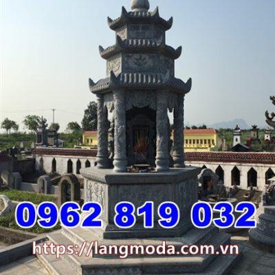 Tháp mộ đá để tro cốt bán tại Vũng Tàu