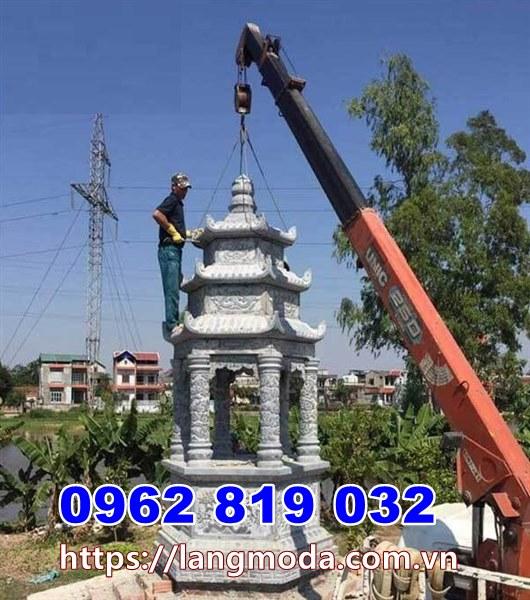tháp mộ đá để tro cốt tại Tiền Giang - Mẫu mộ đẹp để tro cốt Tiên Giang