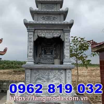 Tháp mộ đá đẹp tại Đồng Nai