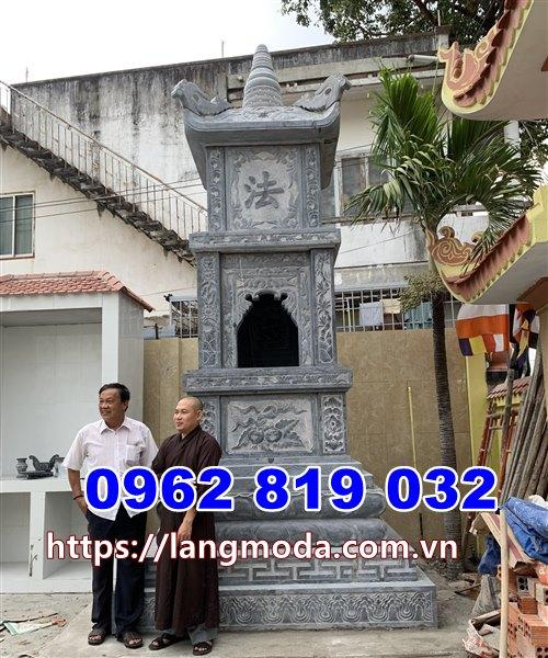 Tháp mộ đá đẹp tại Ninh Thuận, Mẫu mộ đẹp để tro cốt tại Ninh Thuận