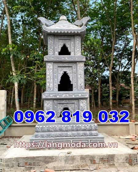 Tháp mộ đẹp tại Tây Ninh