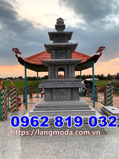 Xây tháp mộ để tro hài cốt tại Vũng Tàu