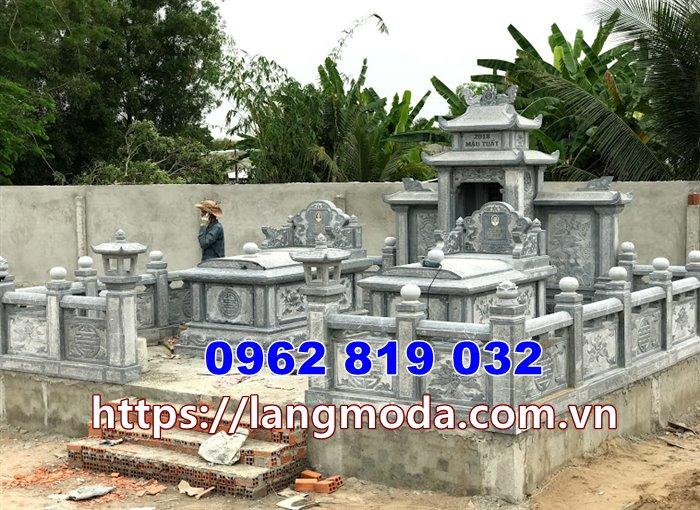 Lăng mộ gia đình mẫu nhà mồ đẹp Sài Gòn Hồ Chí Minh