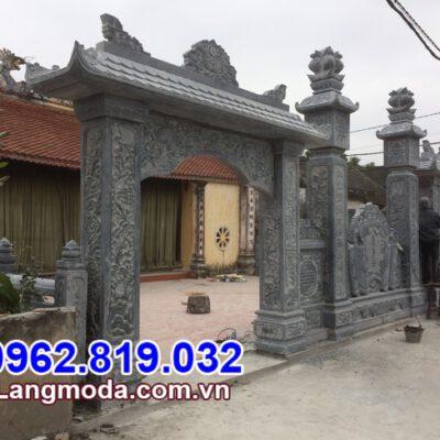 mẫu cổng tam quan chùa bán tại Đồng Tháp đẹp nhất