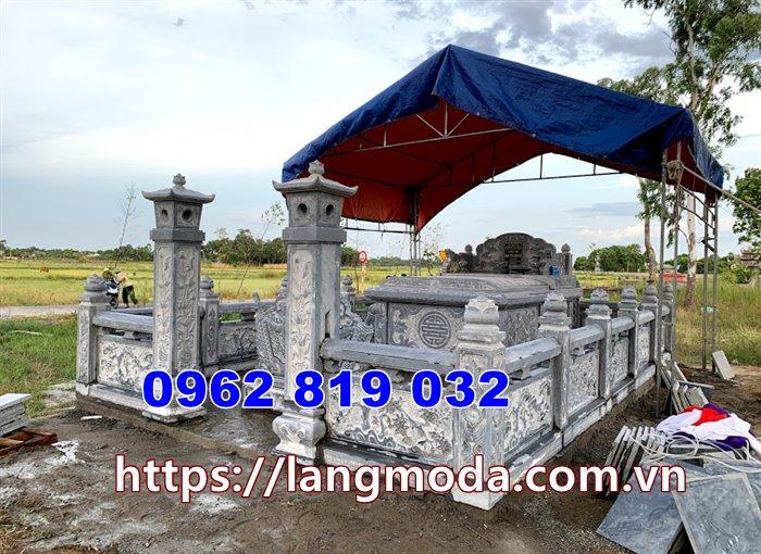 mẫu khu mộ gia đình đẹp tại sài gòn hồ chí minh - Mẫu nhà mồ đẹp tại Sài gòn Hồ Chí Minh