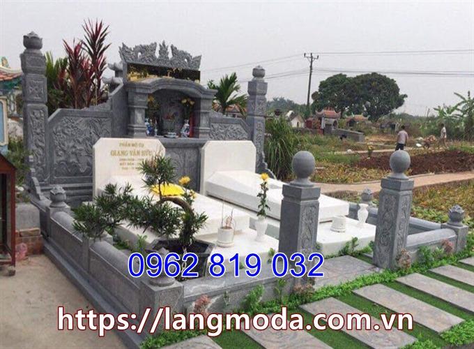 Khu mộ gia đình đẹp đơn giản tại Sài Gòn Hồ Chí Minh