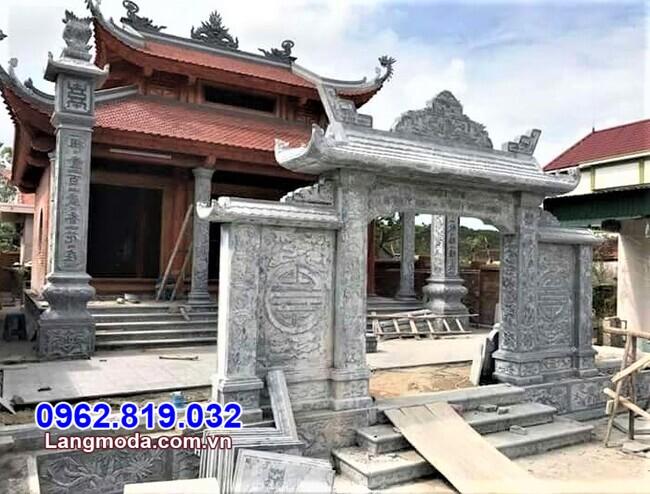 Địa chỉ xây cổng đá tại Bình Định