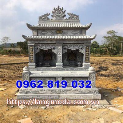 chế tác mộ song thân tại Ninh Thuận