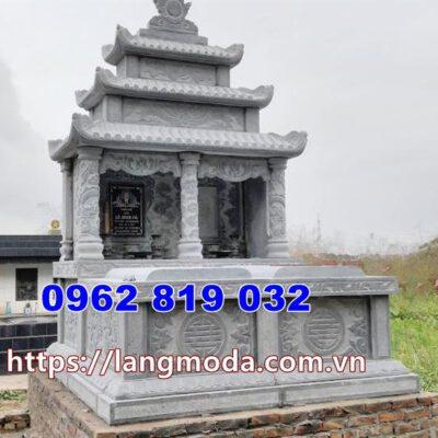 làm mộ đôi bằng đá theo yêu cầu chất lượng cao tại Phú Yên